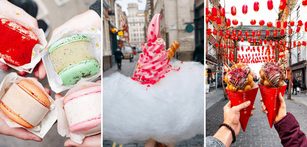 Most Instagrammable Places In London Where To Eat Passport Voyager