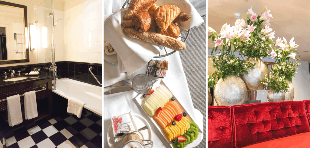 A Luxury Stay in London at the Sofitel St James