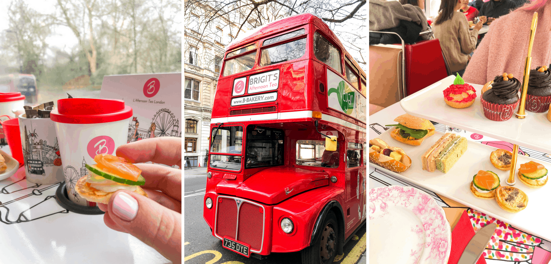 The Best Afternoon Tea Bus London Has To Offer