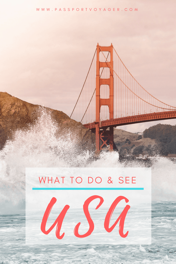 Planning a trip to USA soon? Check out this awesome guide on the best places to visit in USA, featuring the most unique, beautiful destinations in the USA to add to your bucket list! Created by travel bloggers and travel experts, these destinations range from iconic American landmarks to secret, hidden gems. | Things to do in USA | Best attractions in USA | When is the best time to visit USA | How to travel to USA | Where to stay in USA | #Travel #USA #USATravel