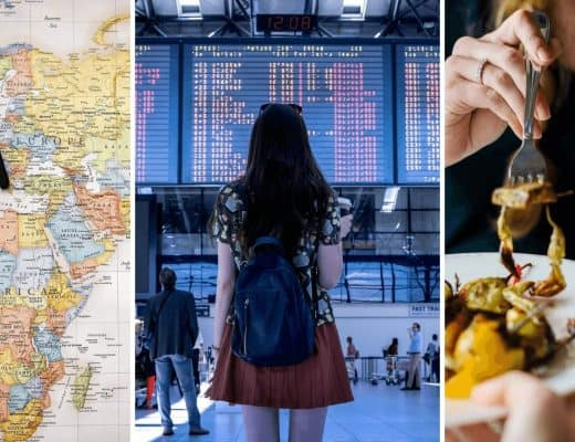 Traveling alone for the first time can be both exhilirating and terrifying. These tips from solo travel experts will make your trip much safer and more fun! #solotravel #traveltips #travelhacks #travel